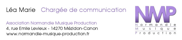 contact normandie musique production