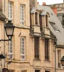Caen, par l'office du tourisme