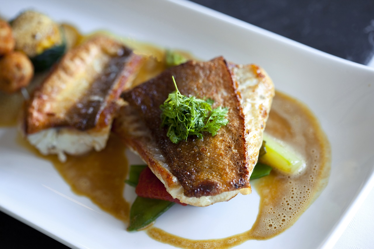 plat de poisson saint pierre