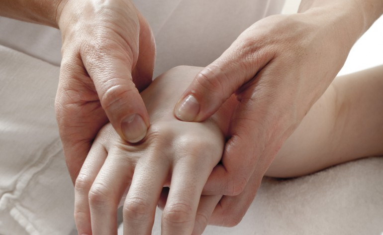 carpal tunnel syndrome massage