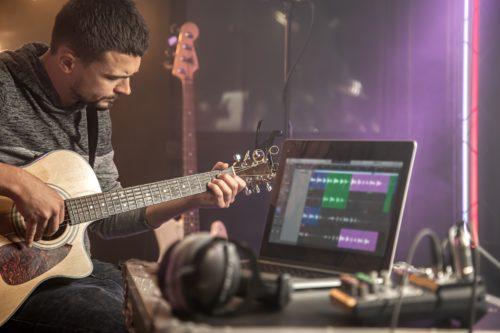musicien professionel